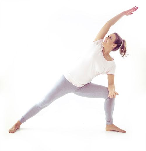 Katrin Borzym Yoga Reise
