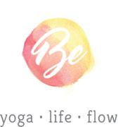Logo be yoga life flow